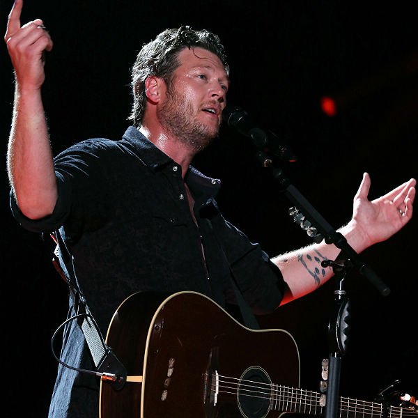 'God hates inbreeding': Blake Shelton hits out at Westboro Baptist Church