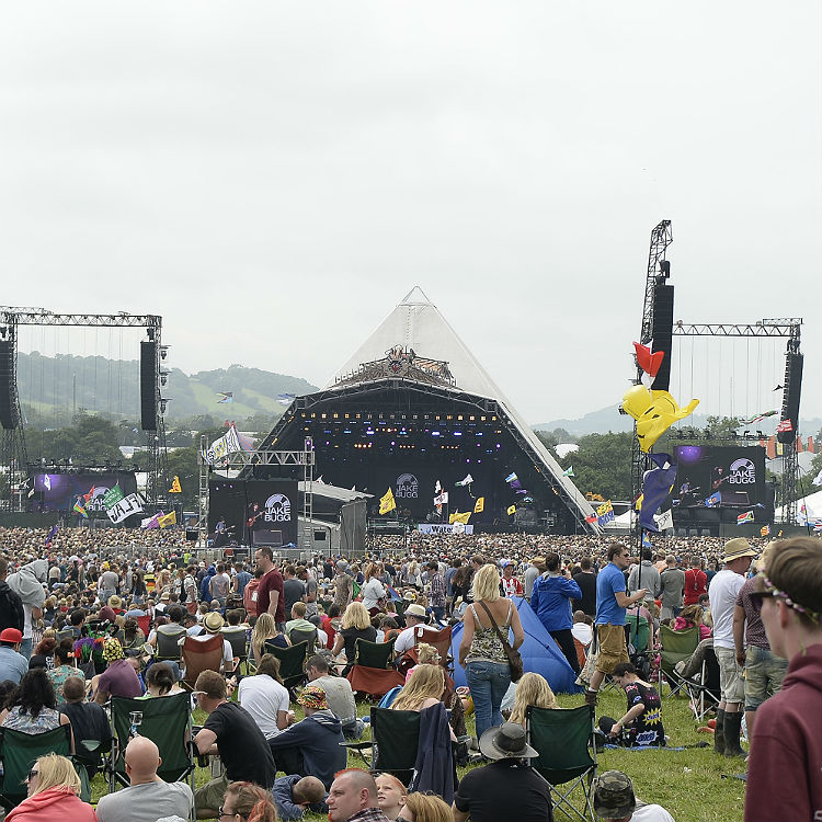 Glastonbury best, funniest tweets from people who aren't there