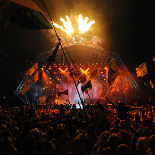 Glastonbury festival veterans: Who has headlined the most?