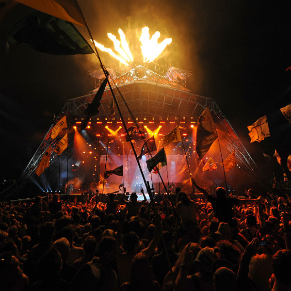 First act confirm their own appearance at Glastonbury 2014