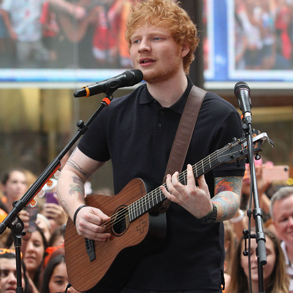 Ed Sheeran: 'Beyonce controls all women'