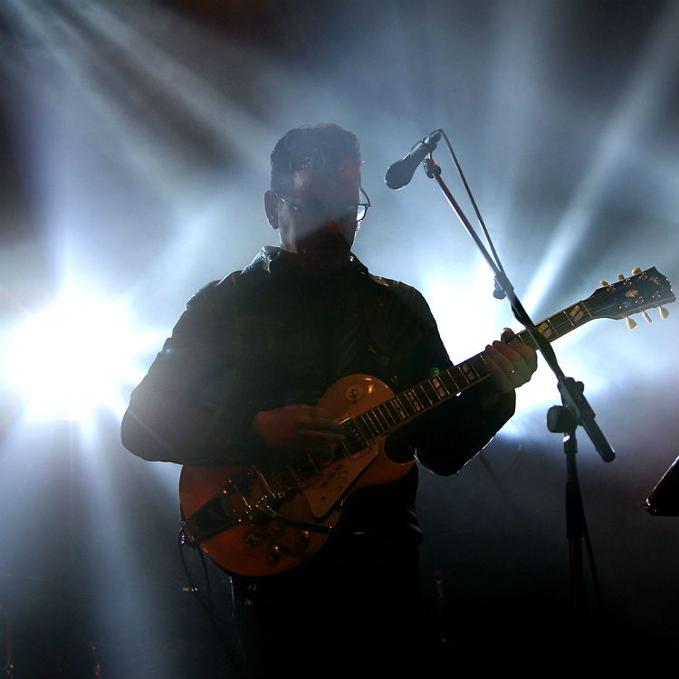 Richard Hawley London Royal Festival Hall Meltdown review, setlist
