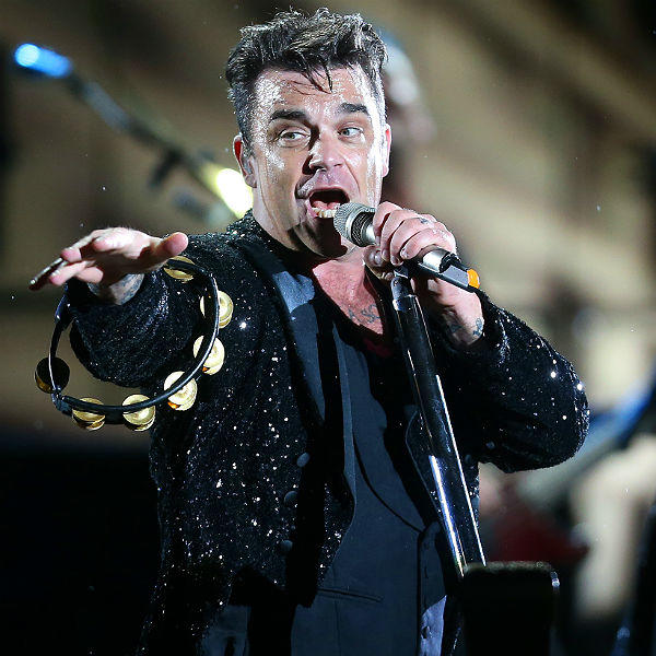 Tickets for Robbie Williams 2014 UK tour on sale now