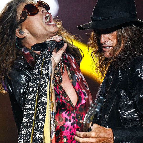 Aerosmith's Steven Tyler: 'I warned Guns N Roses about drugs'
