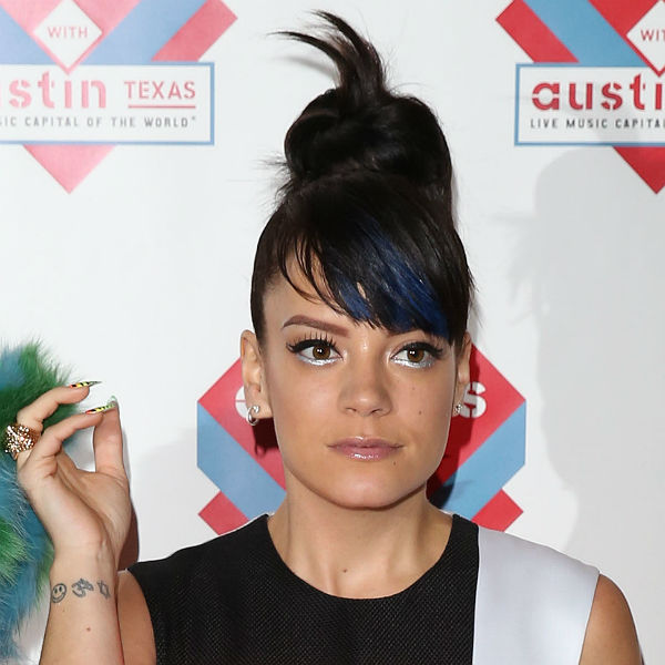 Lily Allen: 'Feminism shouldn't even be a thing anymore'