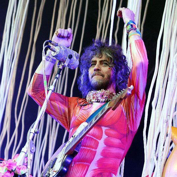 Watch: The Flaming Lips and Miley Cyrus cover The Beatles