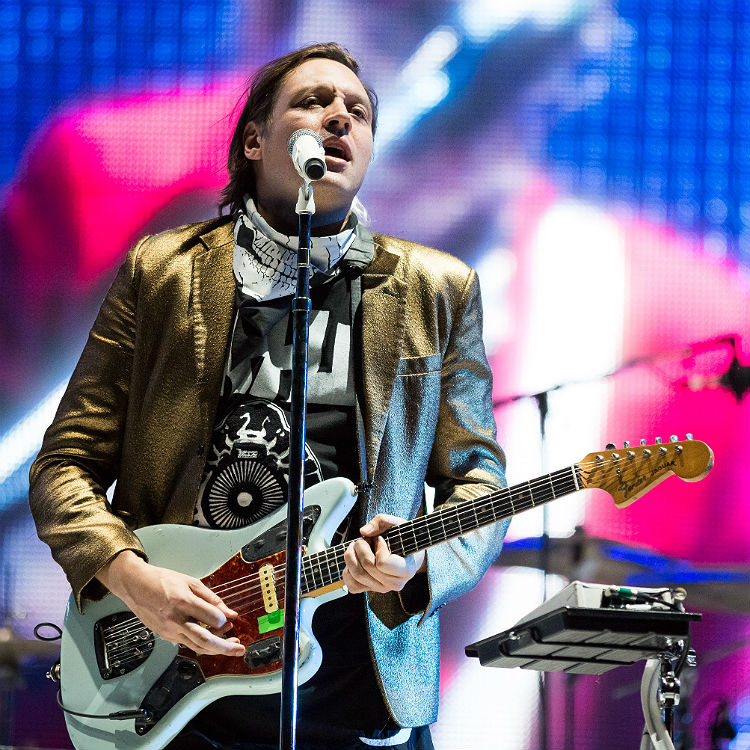 Bilbao BBK Live festival 2016, win tickets to Arcade Fire tour lineup