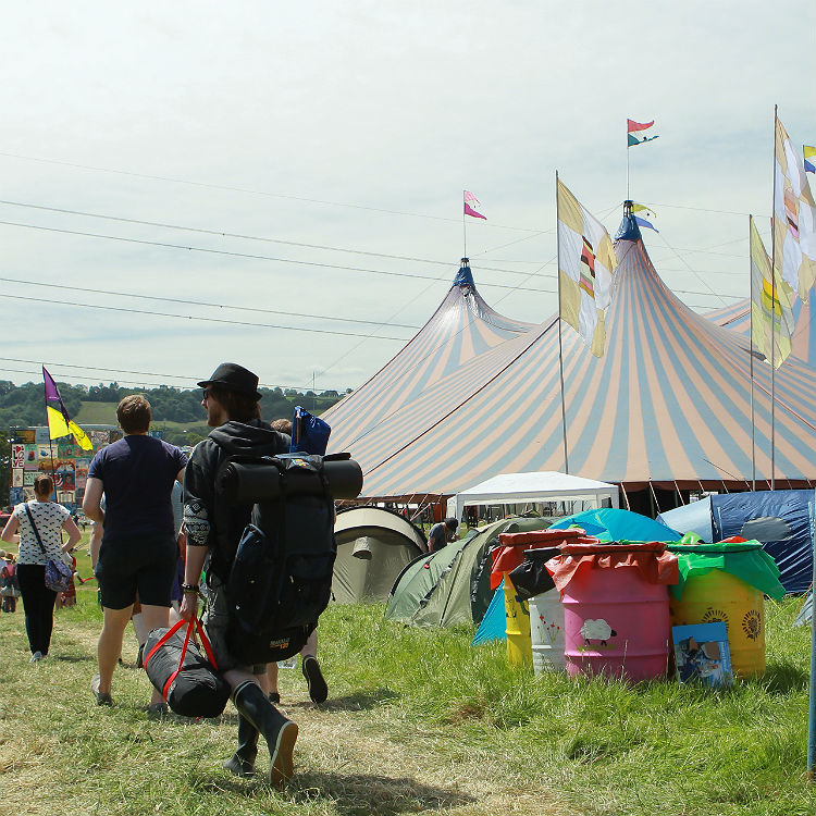 Glastonbury festival 2016 line-up confirms bands for Field Of Avalon
