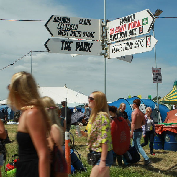 Glastonbury line-up and full schedule and band performance timetable