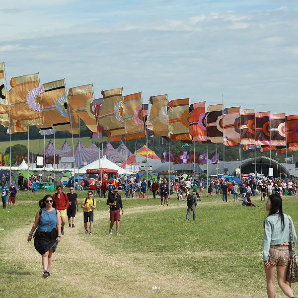 Glastonbury Festival: 45 years, 32 festivals, 32 facts