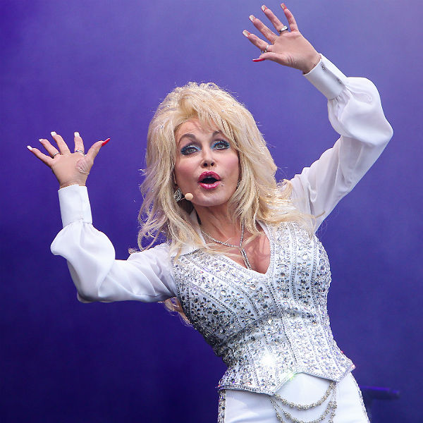 Dolly Parton does Glastonbury. It might be the best thing we've seen
