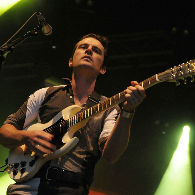 Franz Ferdinand guitarist Nick McCarthy quits, shares new Manuela song