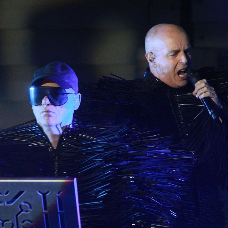Pet Shop Boys UK tour dates 2017, Edinburgh, Bournemouth, tickets