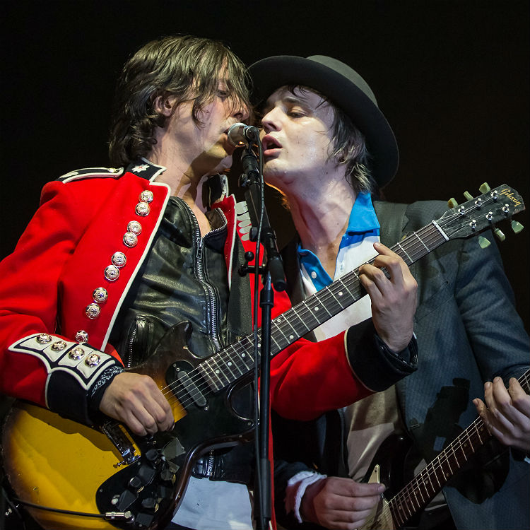Roger Sargent on life with The Libertines