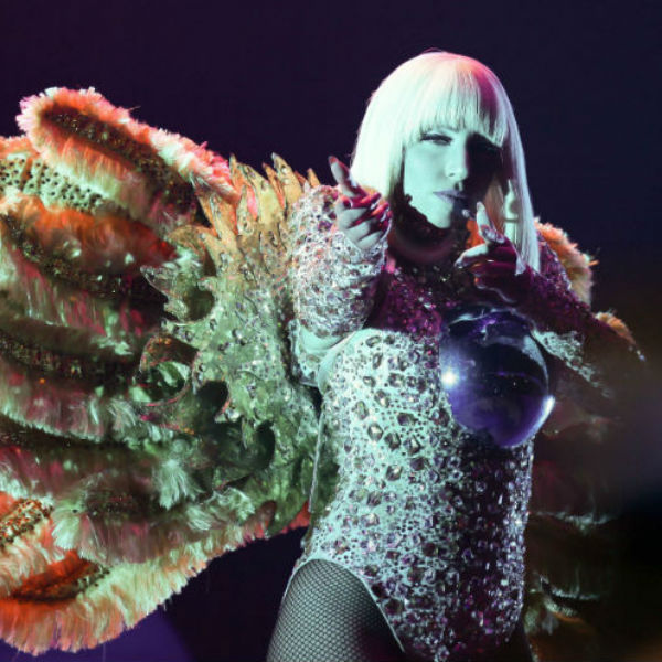 11 insane photos from Lady Gaga's Birmingham ArtRave show