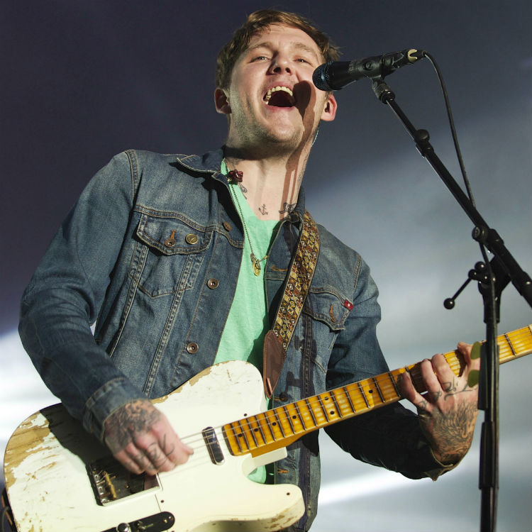 Brian Fallon favourite albums artists and television bowie stones