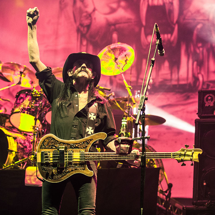 Download Festival stage named after Lemmy, Motorhead tribute funeral