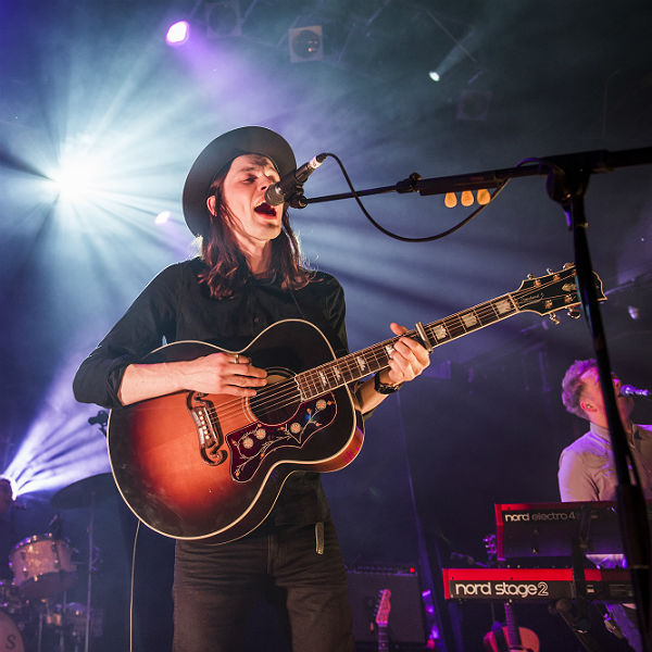 James Bay tickets on sale here