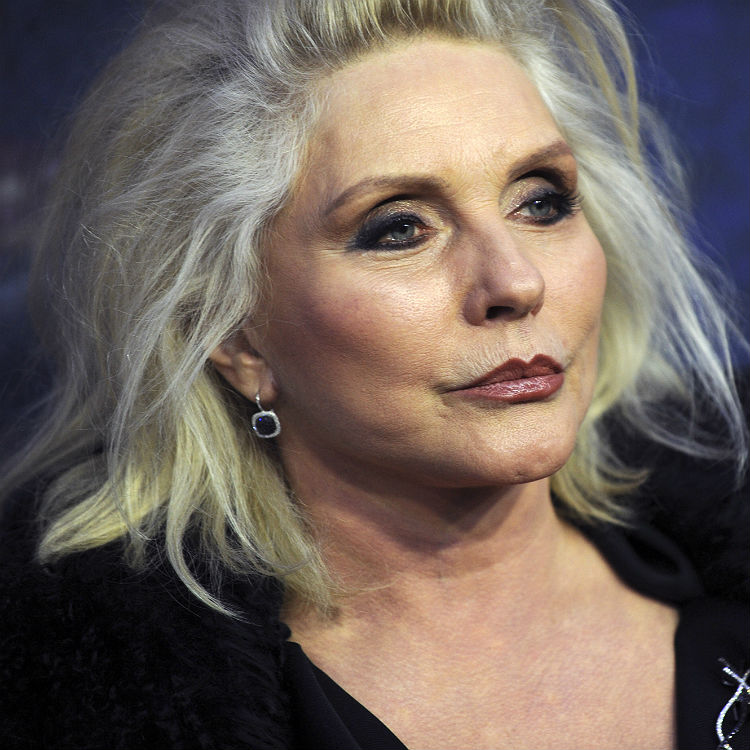 Debbie Harry 70th birthday - artists inspired by Blondie - Garbage