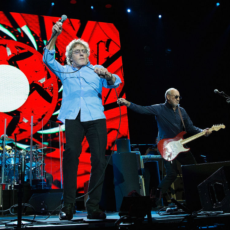 The Who tour announced for summer 2016 - Glasgow, Manchester, tickets