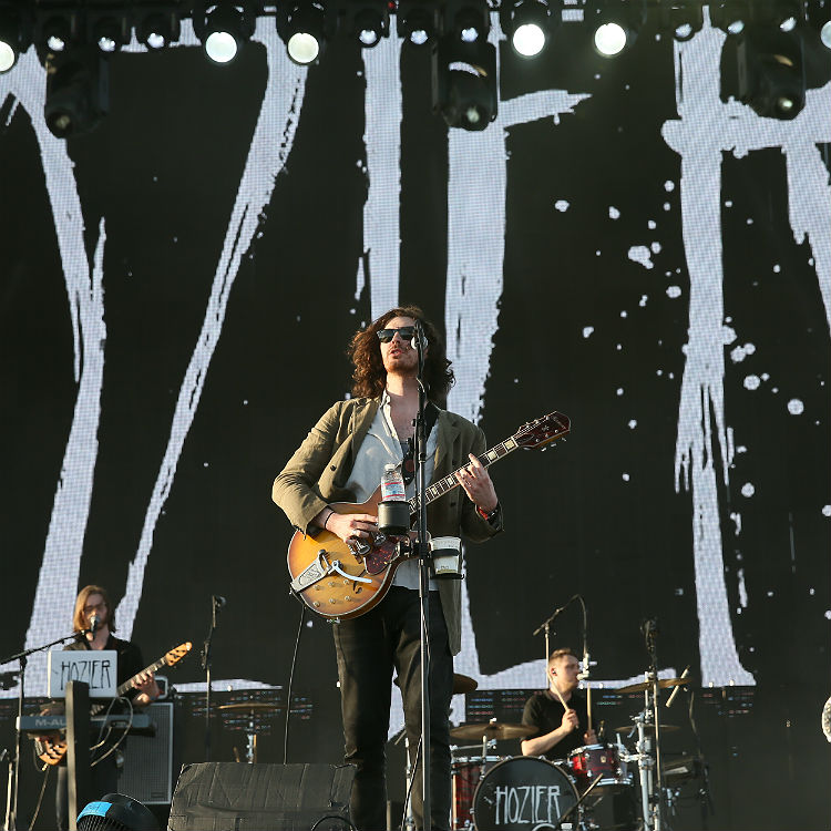 Hozier on his new album, Mavis Staples, Sam Smith, Ivors - interview