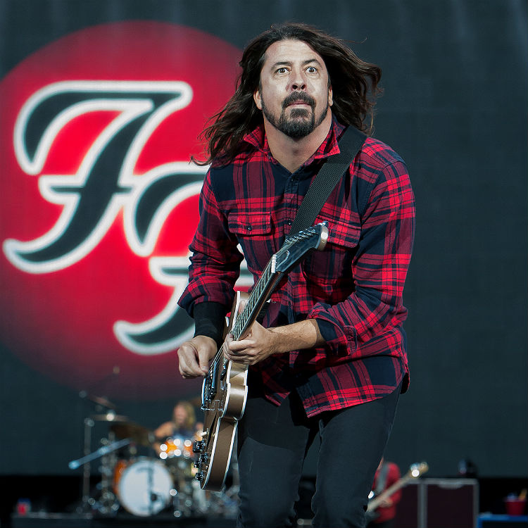 Foo Fighters tour to continue after Glastonbury cancellation