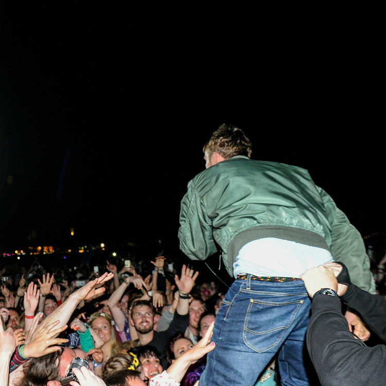 Isle Of Wight Festival 2015 review, Blur, Fleetwood Mac, The Prodigy