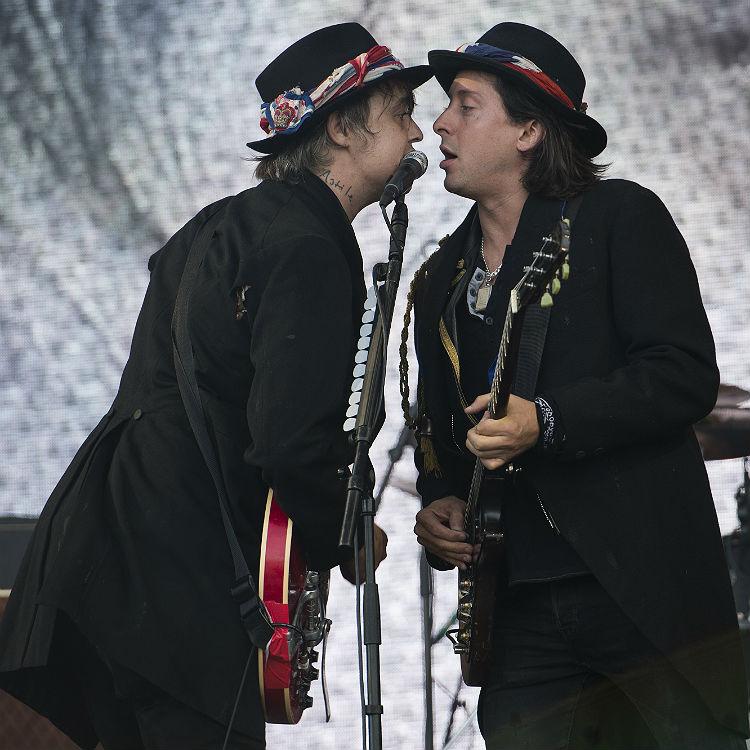 The Libertines Glastonbury set unveils new songs Handsome, Gunga Din