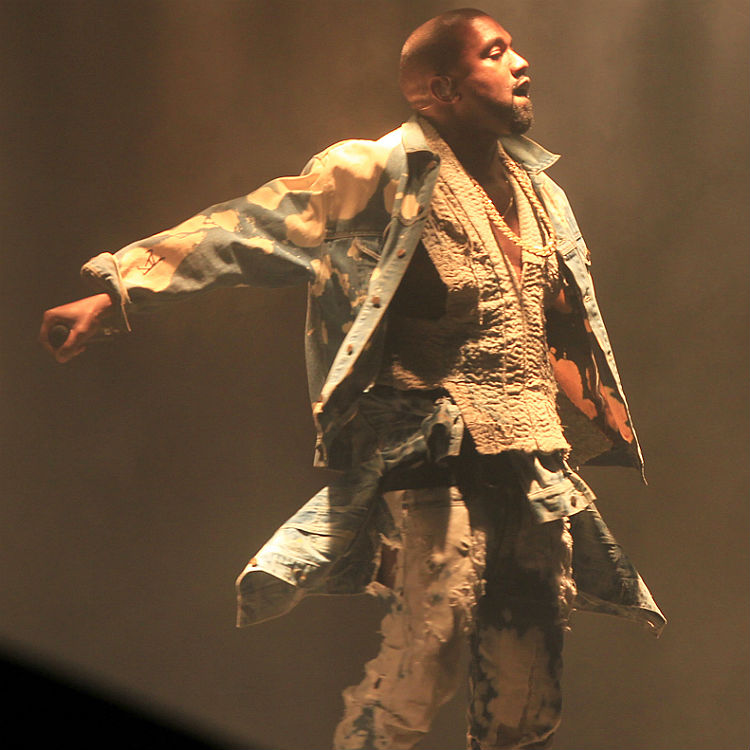 Kanye West Glastonbury 2015 headline set Gigwise reaction
