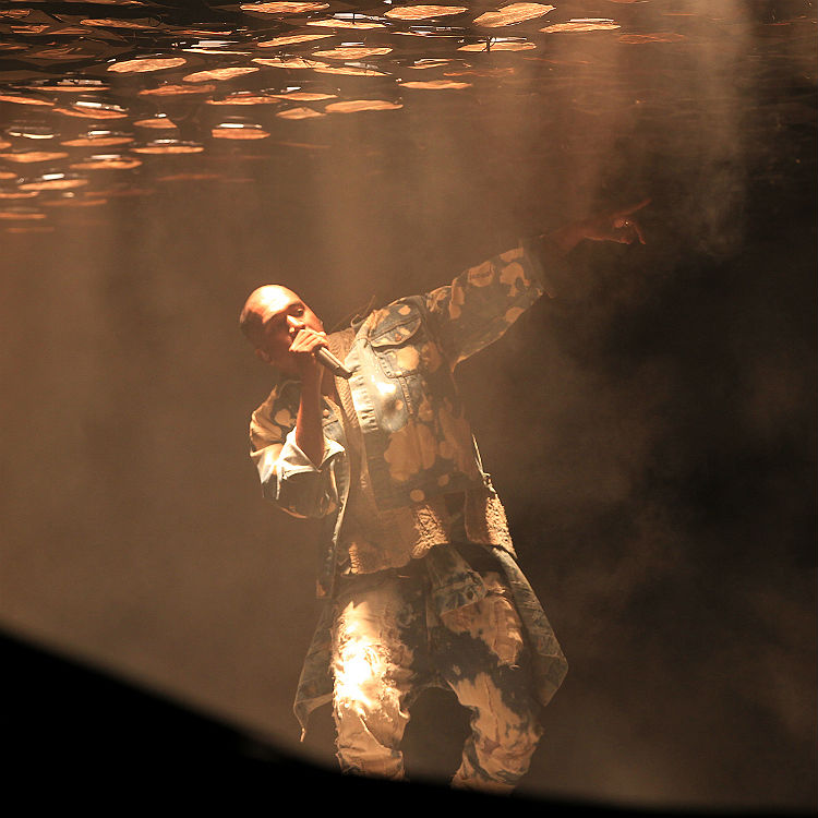 Kanye West Glastonbury set receives BBC Ofcom complaints