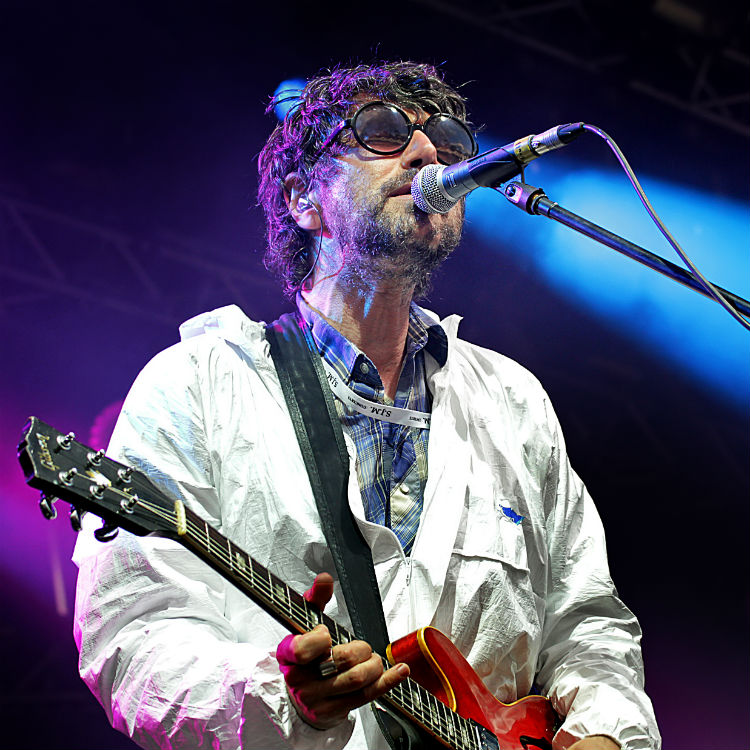 Caught By The River Thames 2016 festival review, Super Furry Animals