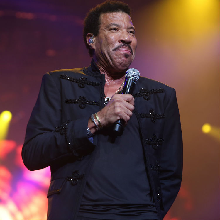 Lionel Richie UK tour dates 2016, get tickets to Manchester, London