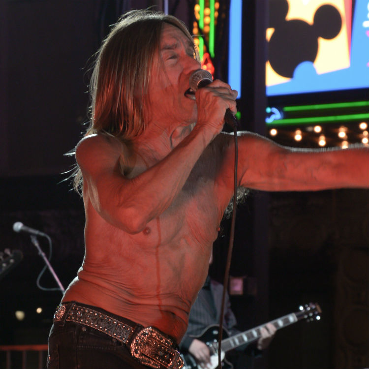Iggy Pop Post Pop Depression could be his last album, QOTSA Josh Homme