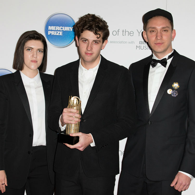 The xx are back in the studio working on their next album