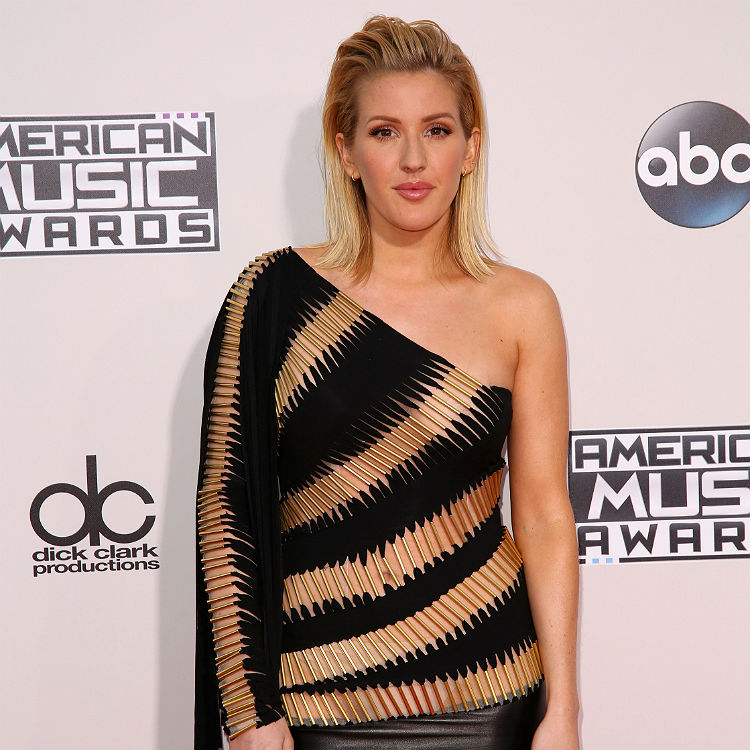 Ellie Goulding hits out at 'genuinely dangerous' interview misquote