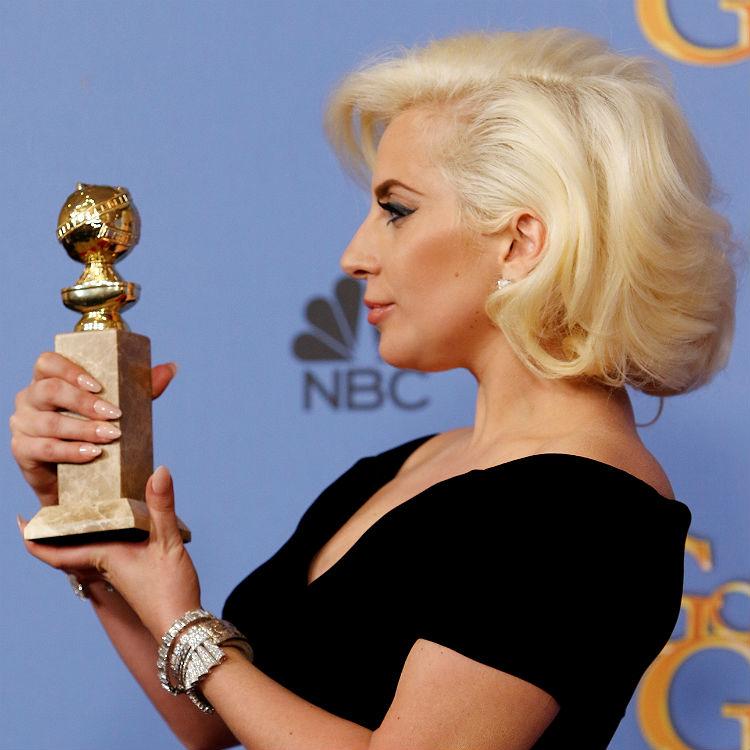 Lady Gaga Sam Smith Golden Globes American Horror Story full winners