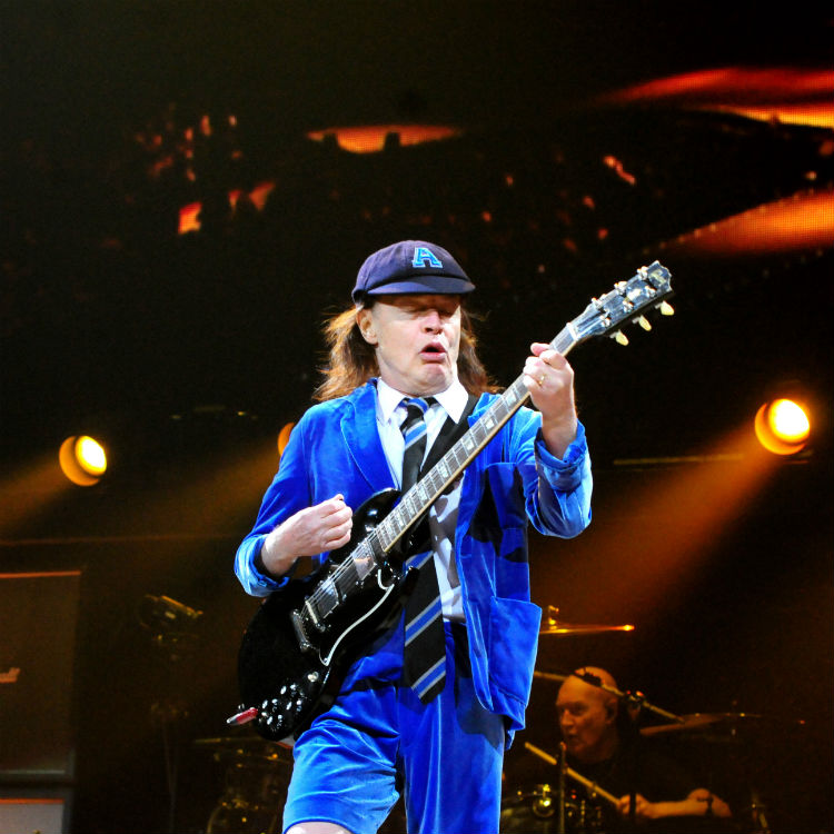 AC/DC Announce 2015 North American Tour