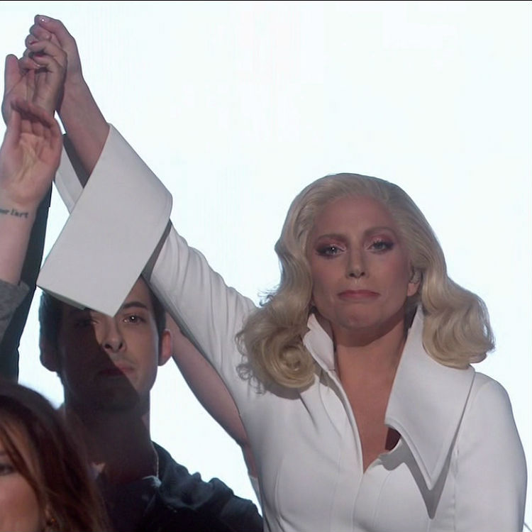 Kesha Lady Gaga Till It Happens To You sex assault Oscars 2016 watch