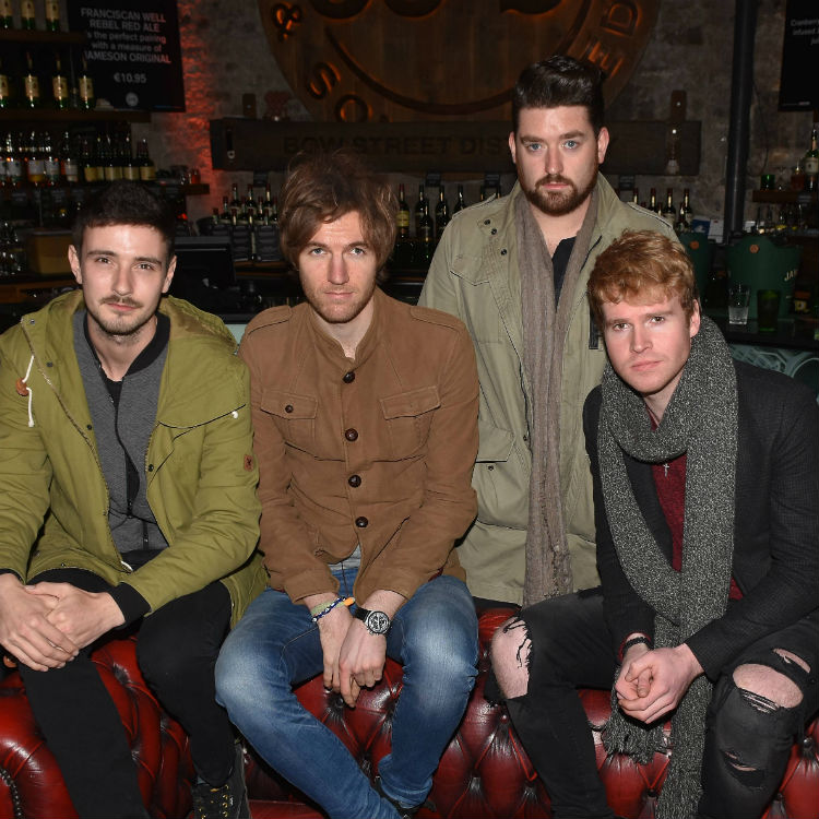 Kodaline set to headline various festivals this summer