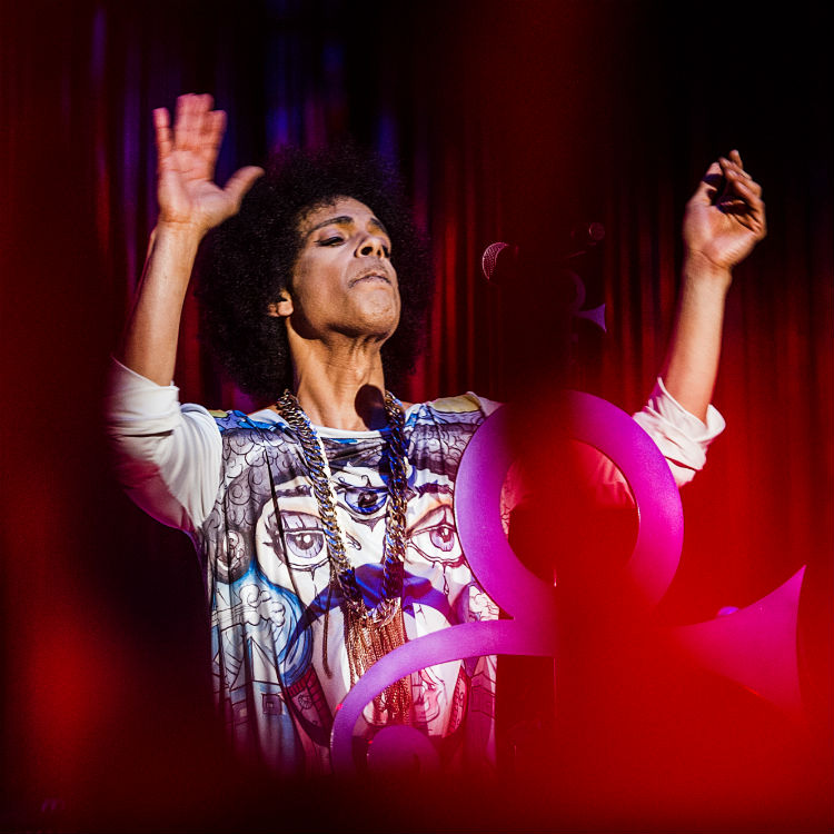 Person DJed for Prince on private date emerges after death Tumblr post