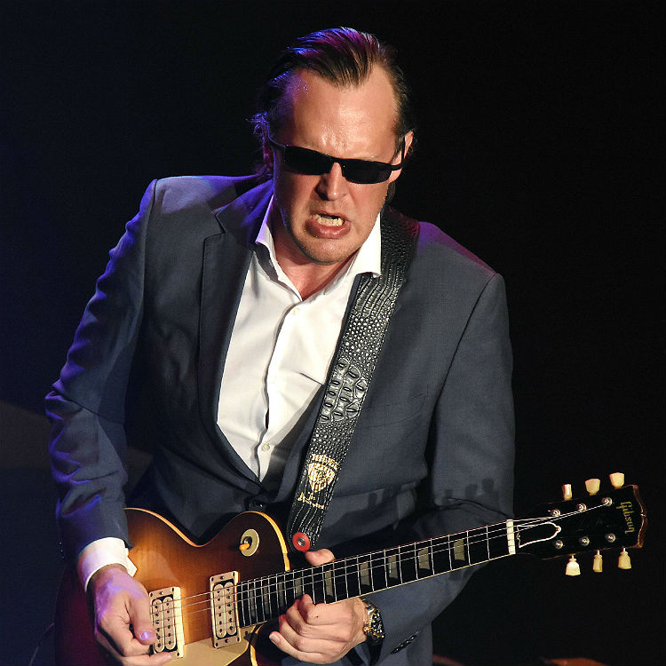 JOE BONAMASSA tour to hits London Royal Albert Hall - tickets