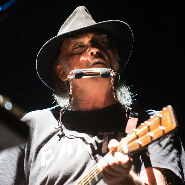 Neil Young to release only his 38th album