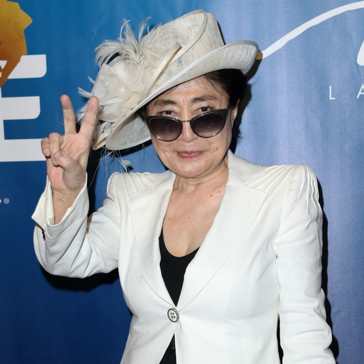 Yoko Ono exhibition includes a joke from The Simpsons brought to life