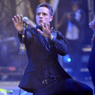 The Killers debut new 'Battle Born' songs at US gig - watch