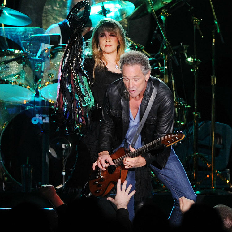 Fleetwood Mac Isle Of Wight festival interview