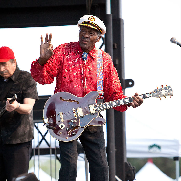 Finland music fans give refunds for bad gigs, thanks to Chuck Berry