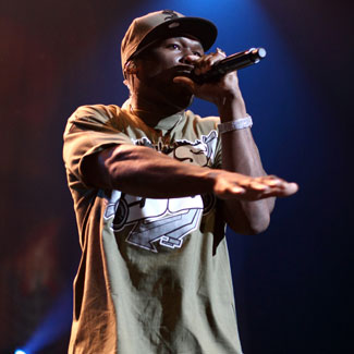 50 Cent hospitalised after New York car crash