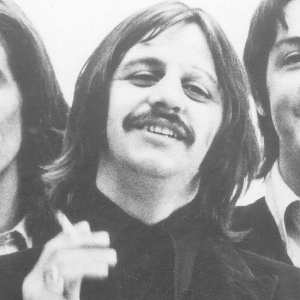 Ringo Starr inducted into the Rock and Roll Hall of Fame