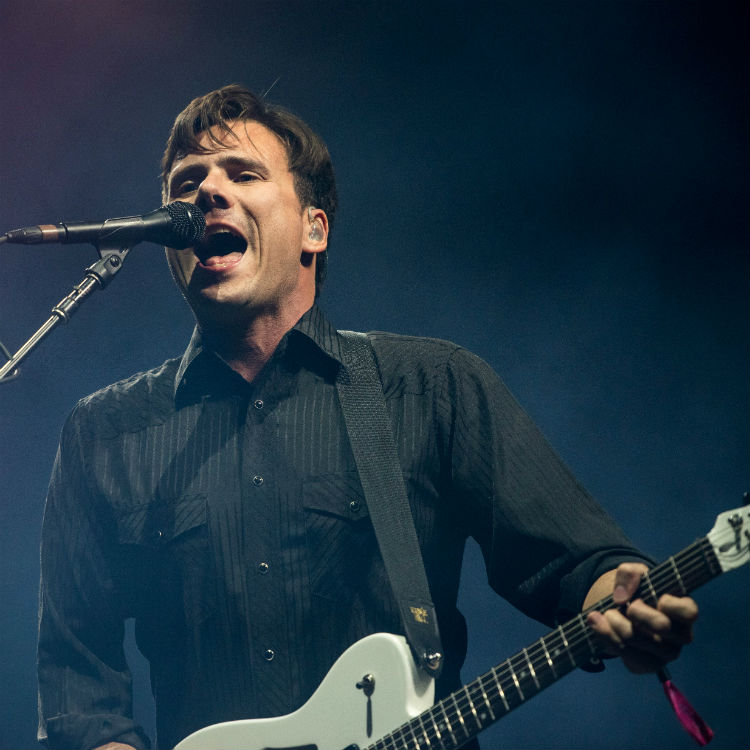 Jimmy Eat World new album The Middle tour tickets Integrity Blues