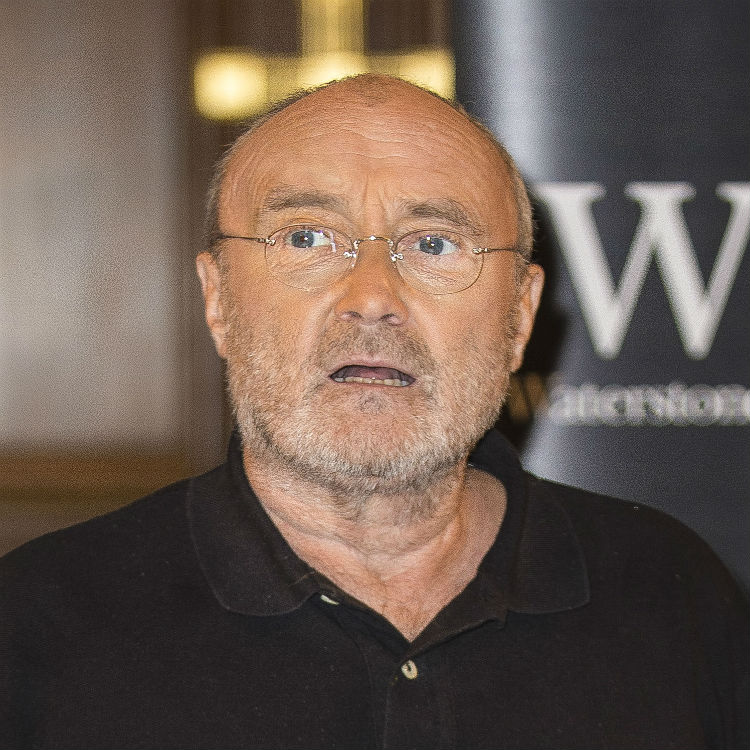 Phil Collins' streams almost double over night
